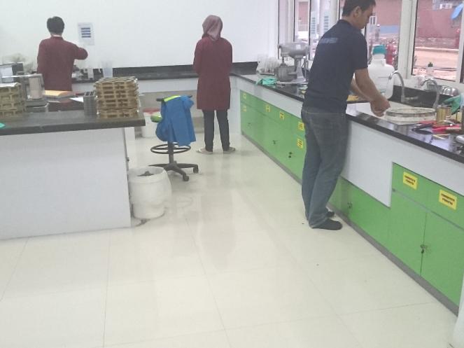 Jasa Interior Furniture Laboratorium