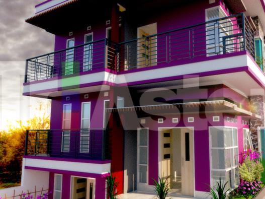 Jasa Arsitektur Interior Rumah Bapak Syamil