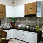jasa interior custom kitchen set