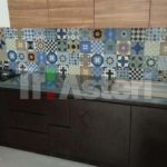 jasa interior custom furniture kitchen set